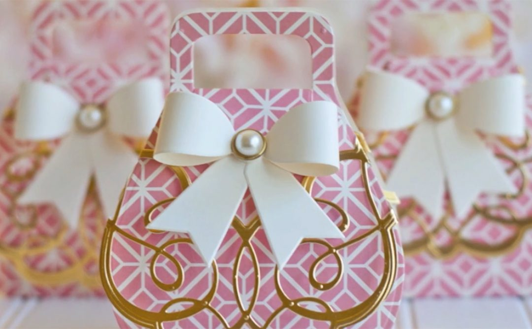 Embellished Gift Box Video Tutorial