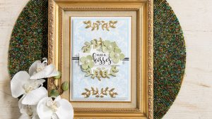 Inlaid Die-Cutting: Hugs & Kisses with Border Flowers by Yana Smakula for Spellbinders Paper Arts Featured Image