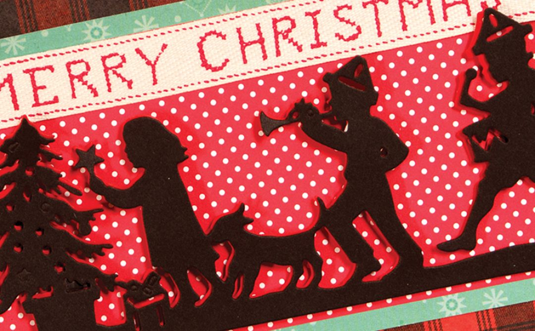 New Arrivals, Sharyn Sowell's Christmas Silhouettes