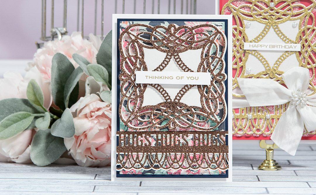 Happy Birthday Card – One Card Design 2 Ways