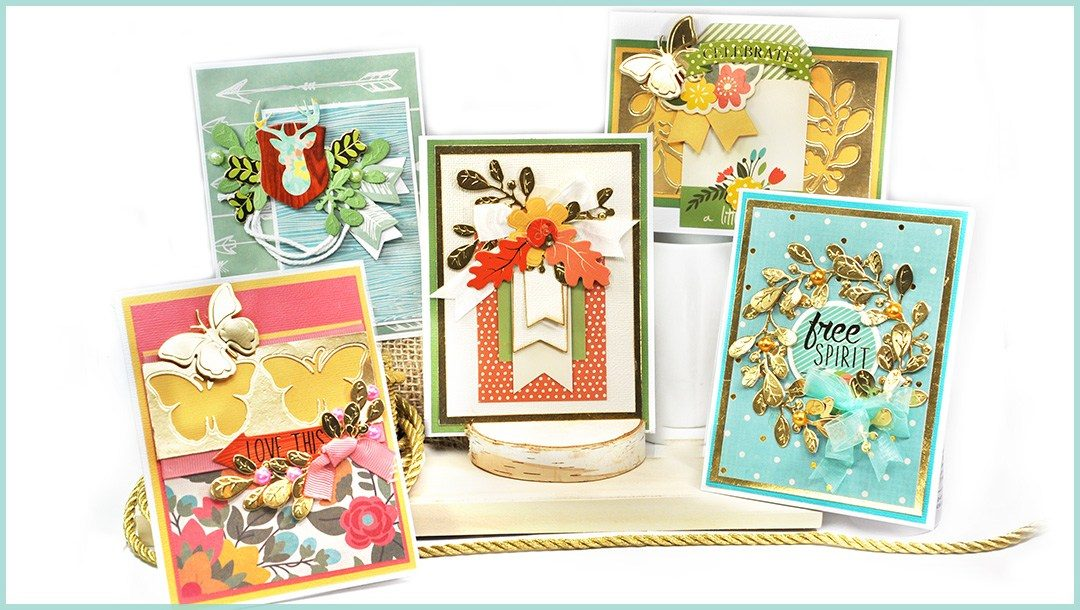Card Making Challenge! Take Four - Jennifer Snyder