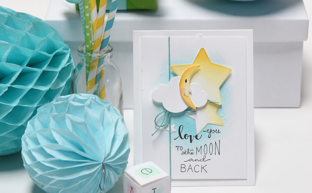 My Little Red Wagon Cardmaking Inspiration