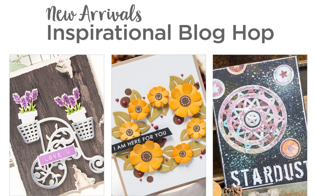 October 2017 Release Collections Blog Hop. (Giveaway Closed)