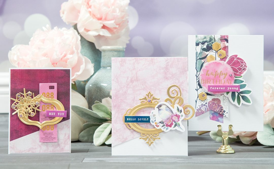 December Card Kit of the Month is Here!