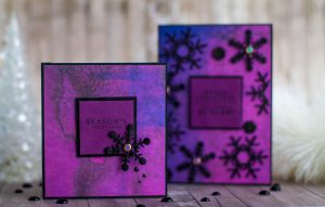 Spellbinders December 2017 Card Kit of the Month is Here | More Inspiration by Elena Salo #spellbinders #cardkit #cardmaking