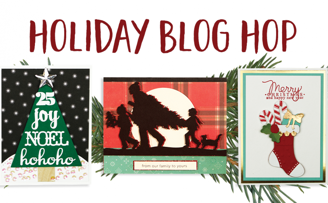 December 2017 Holiday Blog Hop + Giveaway (Now Closed)