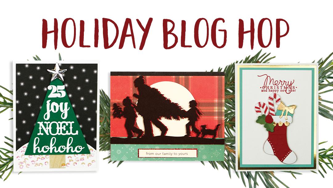 December 2017 Holiday Blog Hop + Giveaways