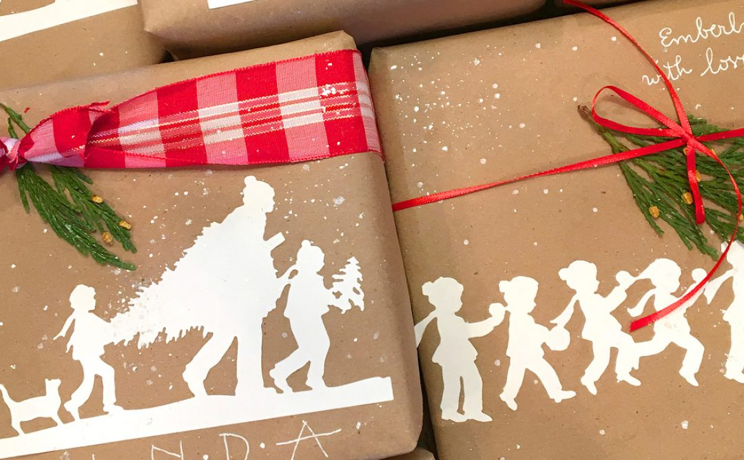 Let's Wrap Our Gifts… Quick & Easy