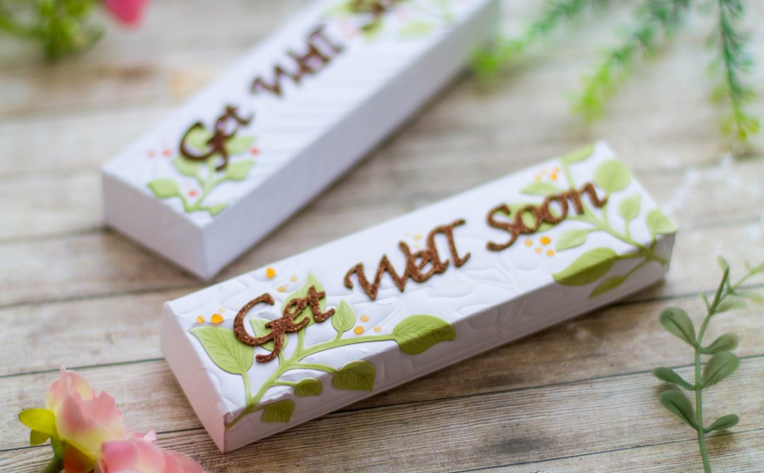 Thoughtful Expressions Inspiration | Get Well Soon Boxes with Elena