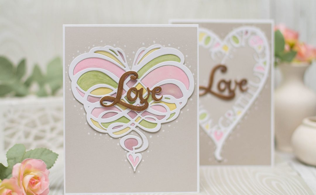 Wings of Love Inspiration | Love Cards with Elena