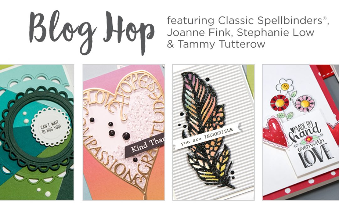 March 2018 Release –  Classics, On The Wings of Love, Good Vibes Only & Sew Sweet Collections. Blog Hop + Giveaway (Now Closed)