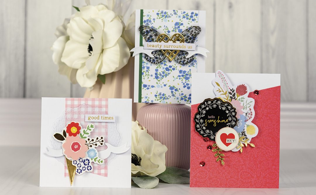 June 2018 Card Kit of the Month is Here!