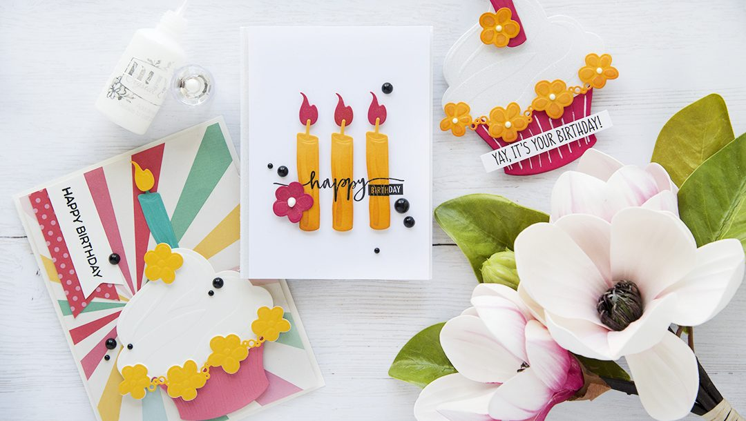 Spellbinders June 2018 Small Die of the Month is Here! #spellbindersclubkits #spellbinders #cardmakingkit #diecutting #diecut #spellbindersdies