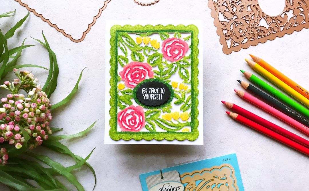 Flower Garden Inspiration   Be True to Yourself with Ruby
