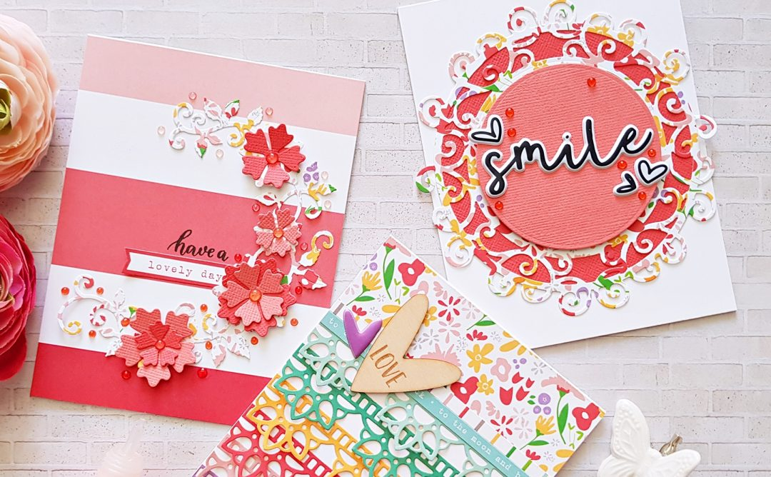 Special Moments Inspiration | Colorful Cards with Zsoka