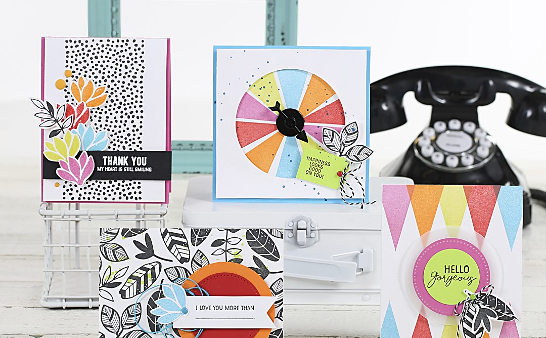 May 2018 Fun Stampers Journey Bloom Box