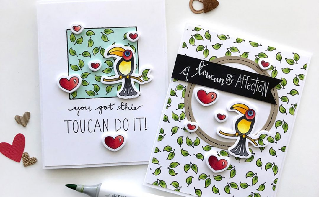 Perfect Match Inspiration | Friends of a Feather with Norine
