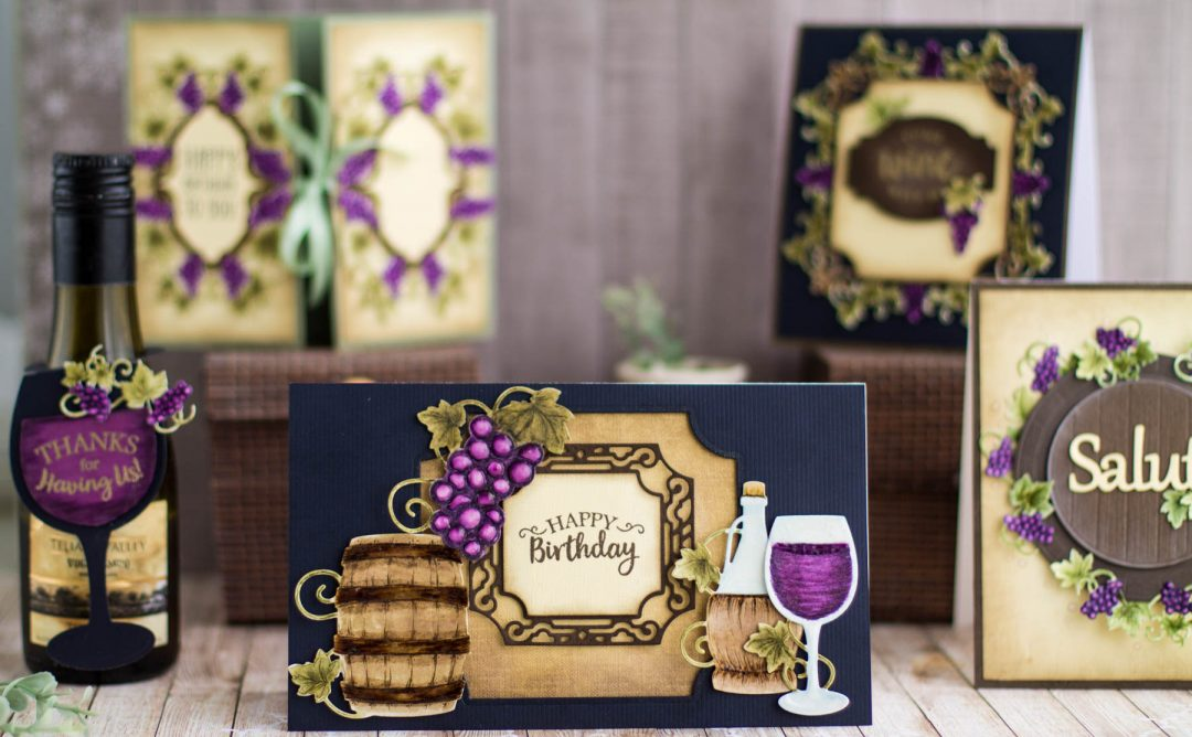 Cardmaking Inspiration | Happy Birthday Card with Elena