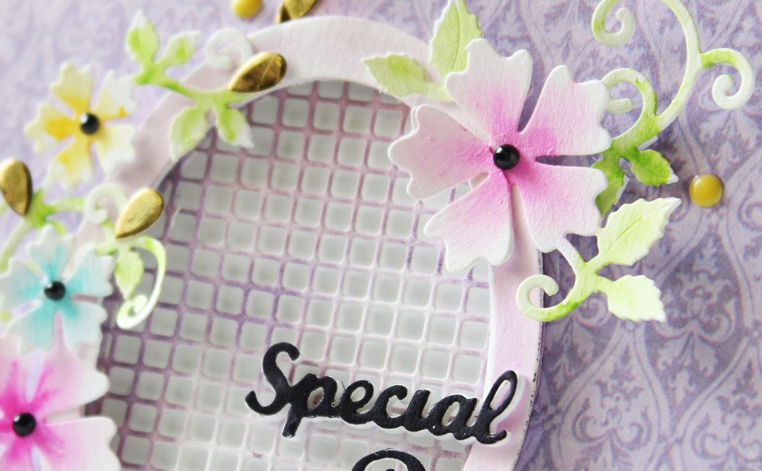 Special Moments Inspiration | Special Day Card with Hussena