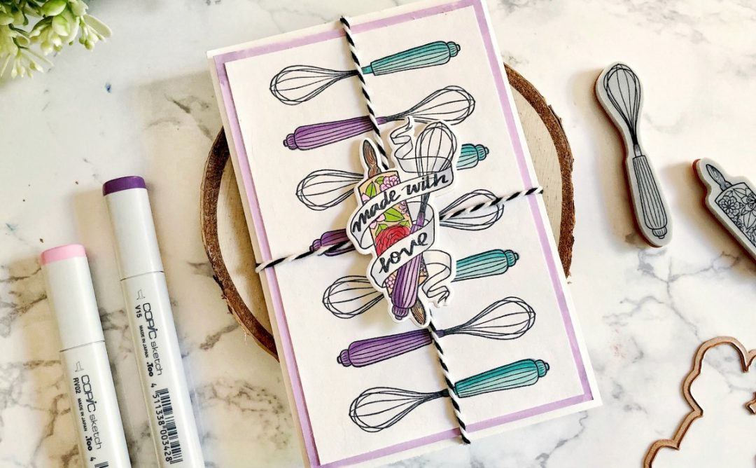 Handmade Collection Inspiration | Recipe Card Gift Set by Ashlea