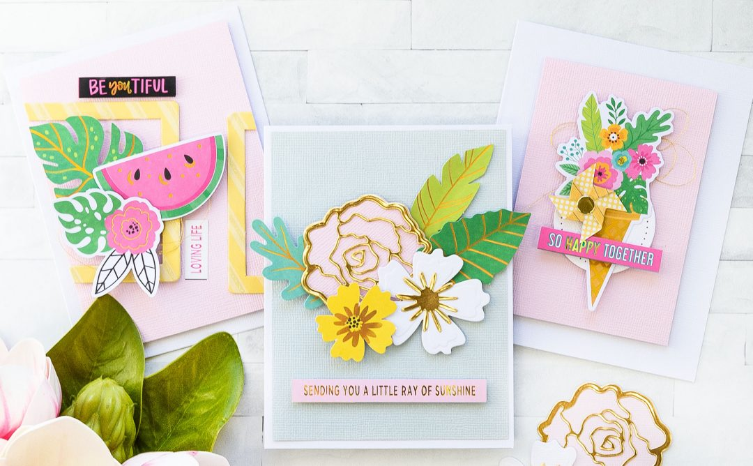 August 2018 Card Kit of the Month is Here!