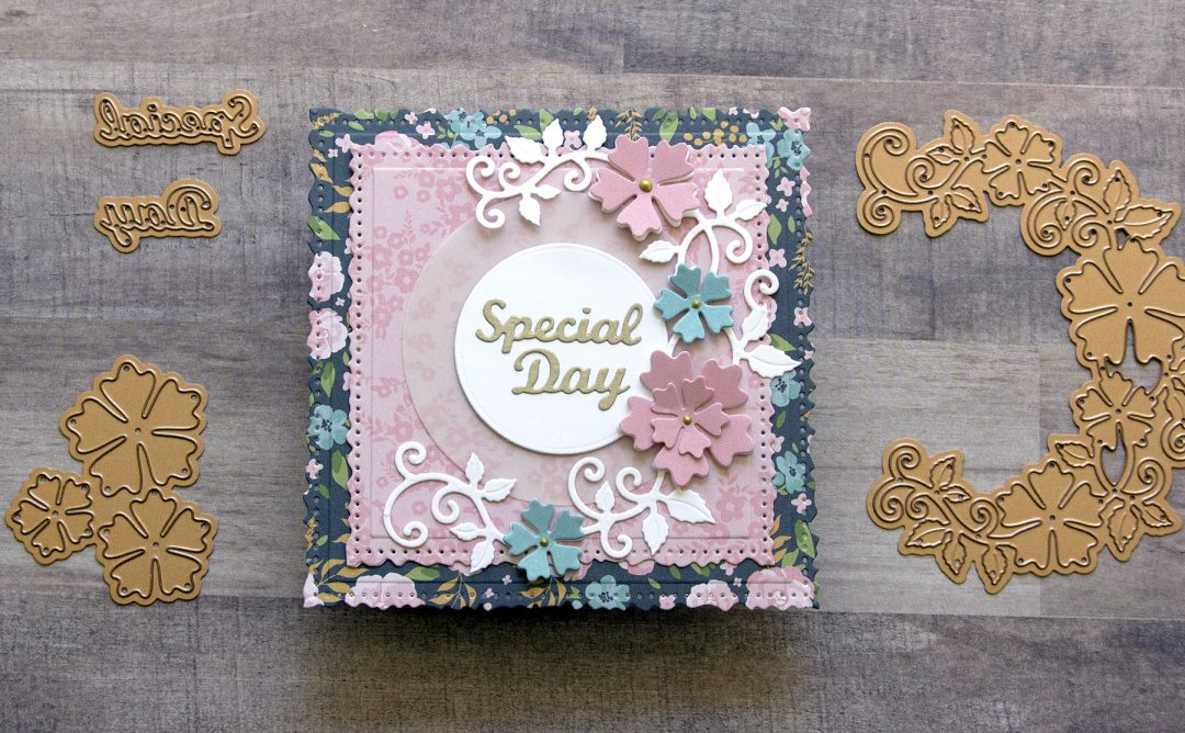 Special Moments Inspiration | Vintage-Style Special Occasion Card with Jean
