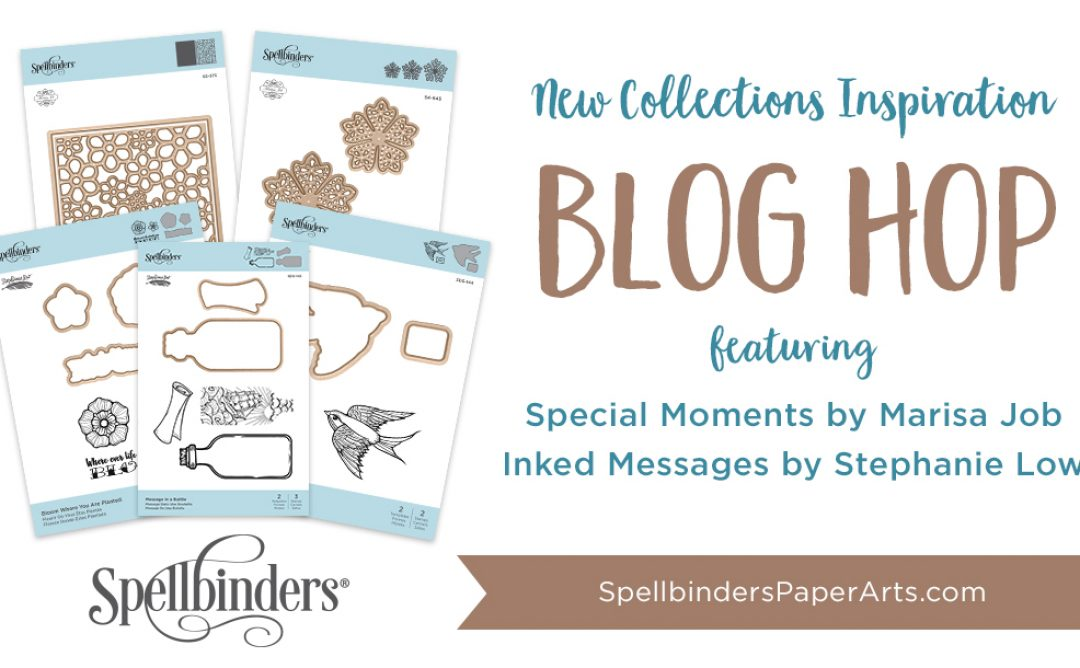 Special Moments & Inked Messages Release. Blog Hop + Giveaway (Now Closed)