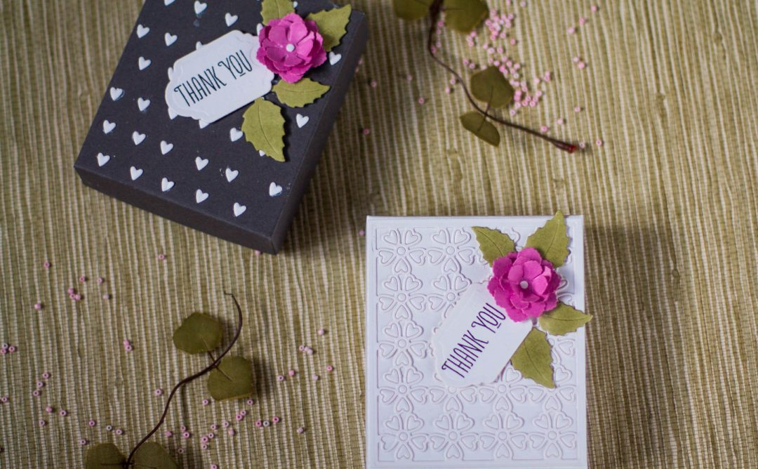 Blooming Garden Inspiration | Easy Gift Boxes with Elena