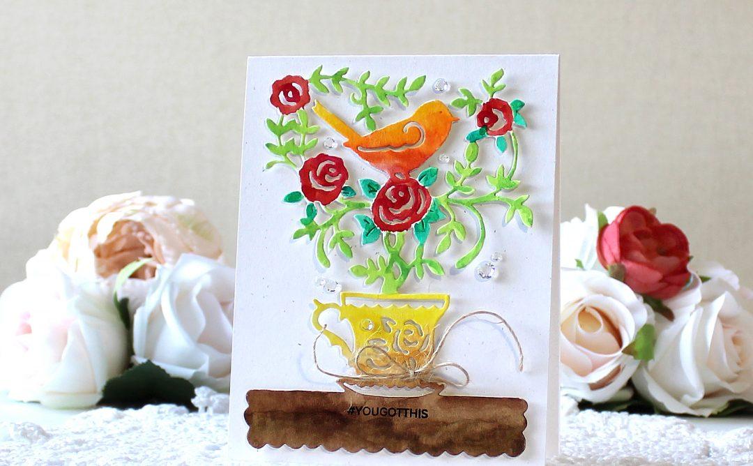 Cuppa Coffee, Cuppa Tea Inspiration   You Got This Coffee Card with Yoonsun Hur