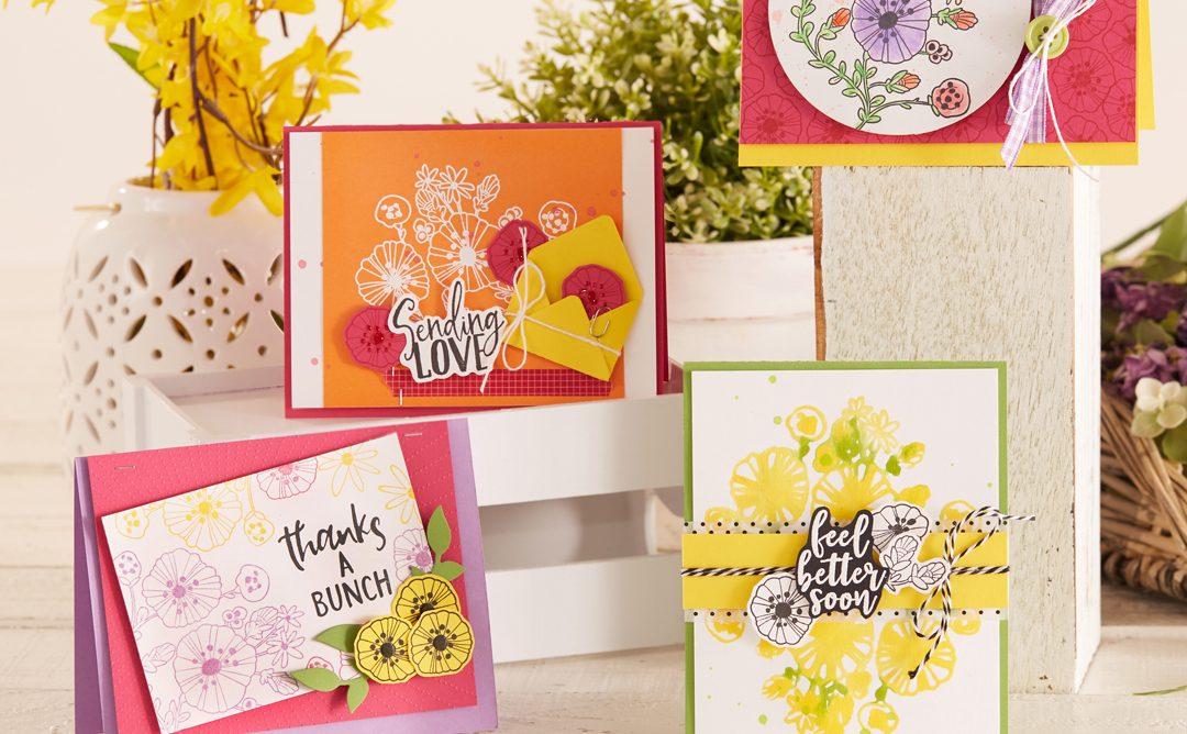 FSJ August Bloom Box – Backyard Blooms