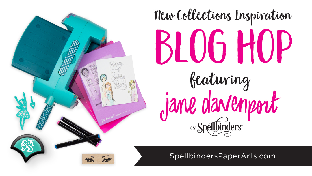 Jane Davenport Artomology Release. Blog Hop + Giveaway