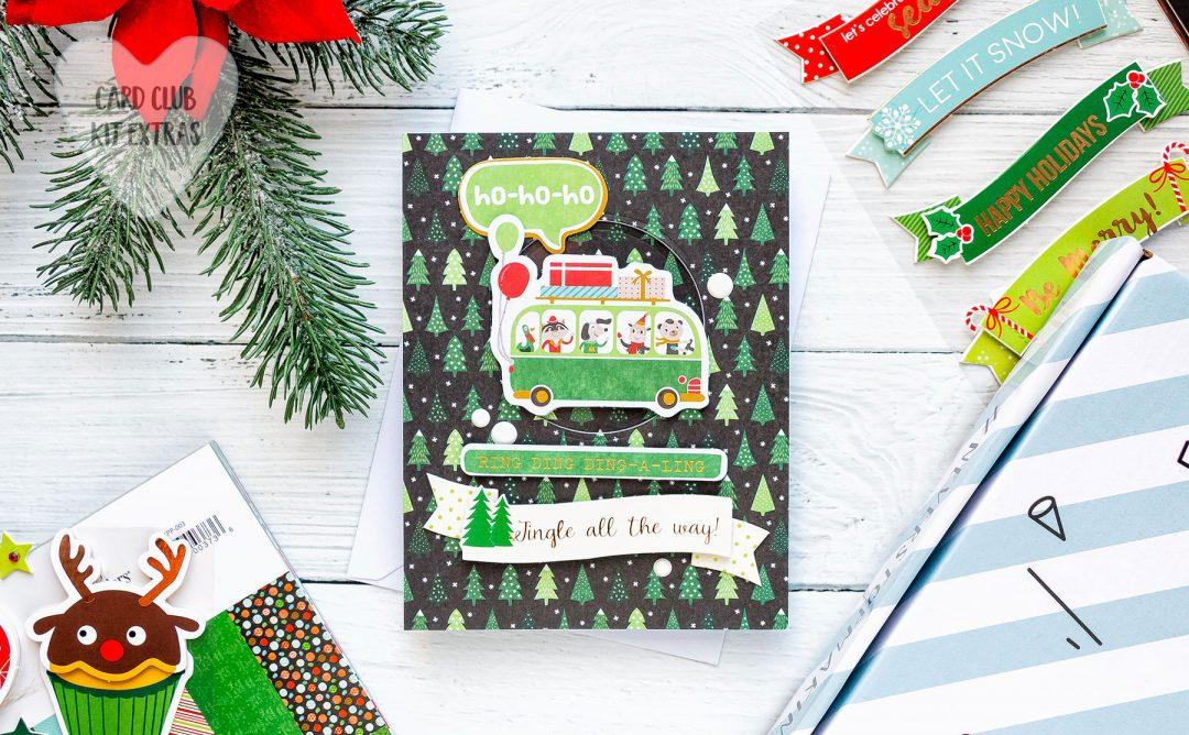 Card Club Kit Extras! November Edition
