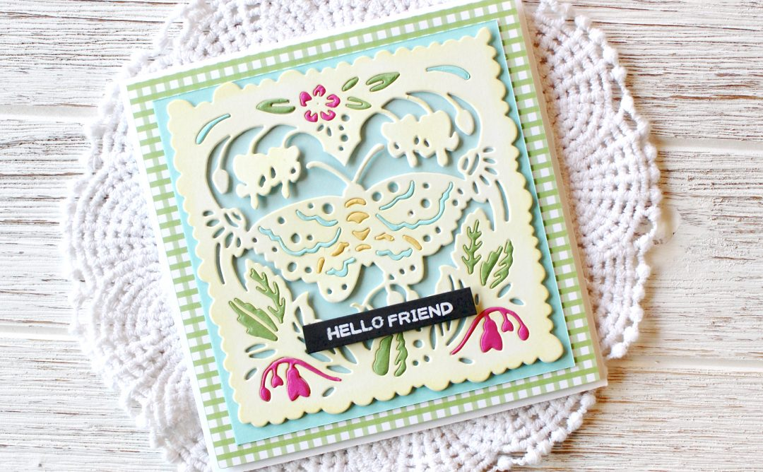 Great, Big, Wonderful World Inspiration | Colorful Cards with Melody