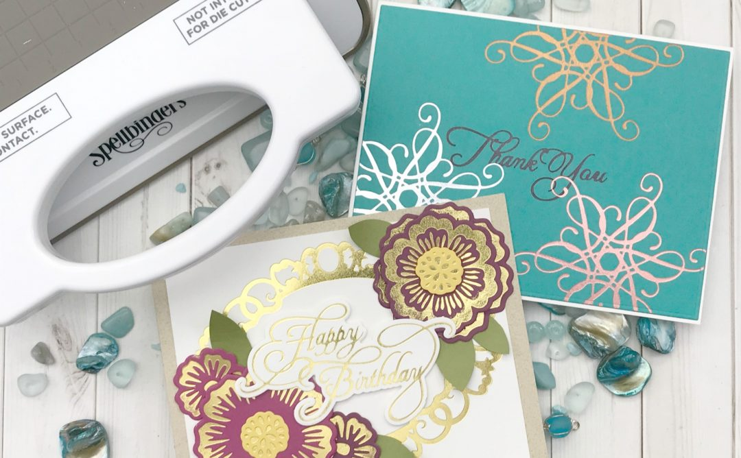Glorious Glimmer Inspiration | Elegant Cards with Desiree