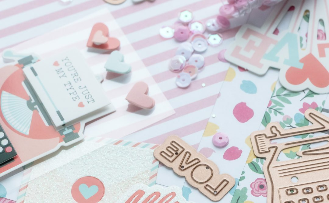 Coming Soon! January 2019 Clubs! Card Kit of the Month – You're My Type. Unboxing Video