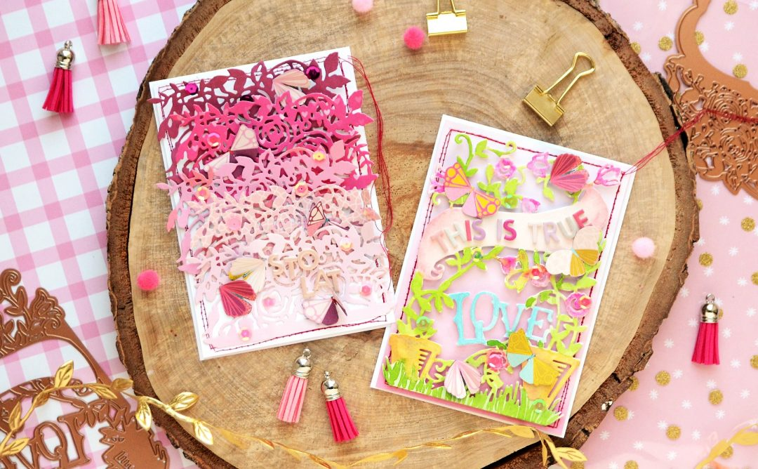 Great, Big, Wonderful World Inspiration | Cards filled with love with Anna