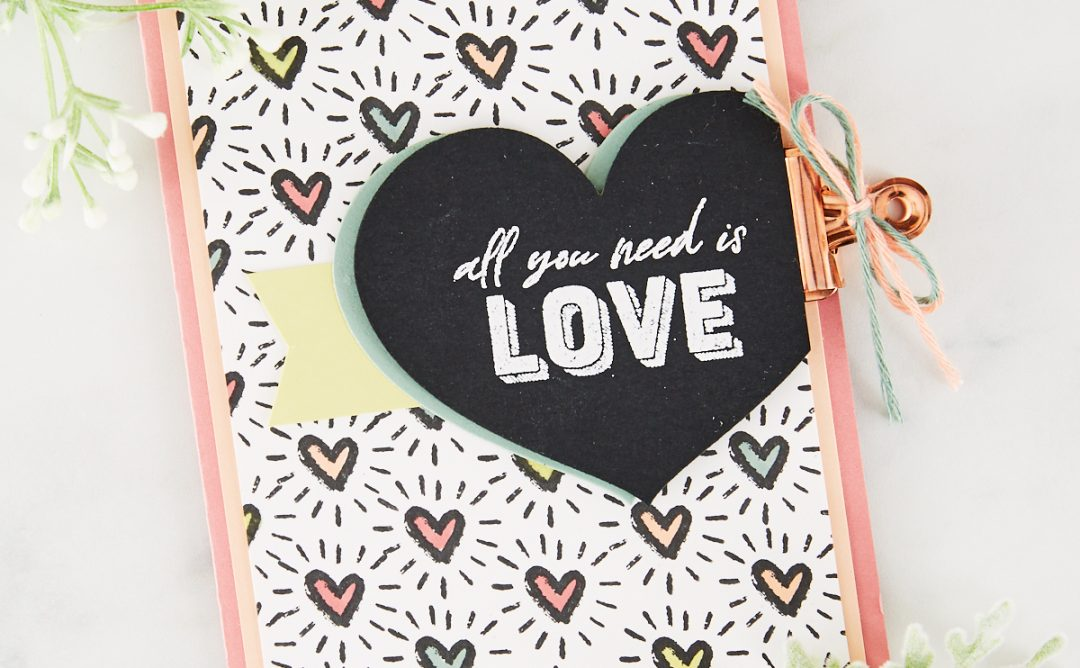 All You Need Is Love | Valentine's Day Cards