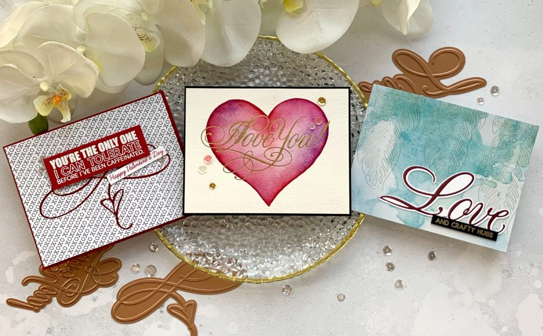 Paul Antonio Glimmer Plates Inspiration   Glamming Up With Glimmer Hot Foil with Janette Kausen