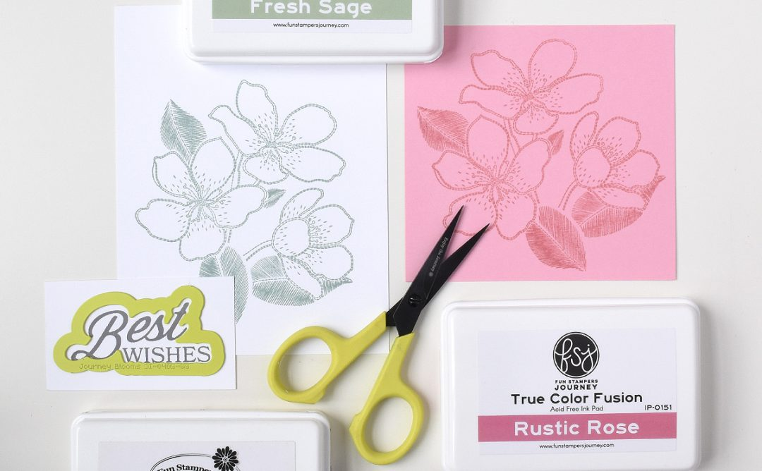 Make Quick and Easy Cards using Basic Stamping Techniques