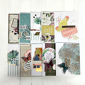 Spellbinders – Card Kit of the Month March 2019