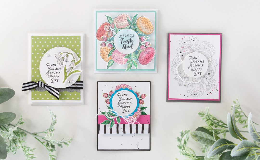 April 2019 Stamp of the Month is Here – Fresh Start