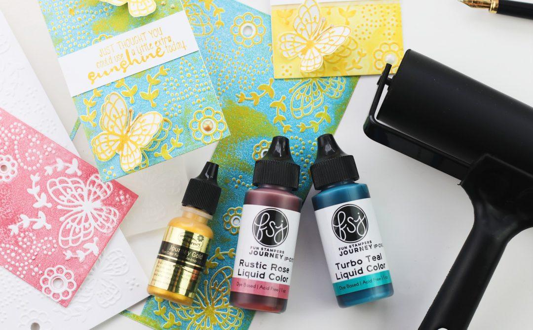 Spellbinders Cut & Emboss Folders Inspiration | Handmade Cards & Tags with Bibi Cameron