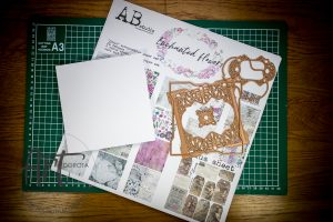 Spellbinders Vintage Treasures Collection by Becca Feeken - Inspiration | Spring Card with Dorota Kotowicz