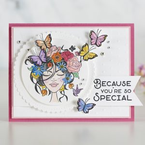 May 2019 Stamp of the Month is Here - Natural Dreamer