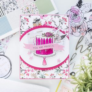 Spellbinders Card Club Kit Extras! April 2019 Edition - Night Out!