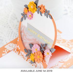 Sneak Peek! Spellbinders June 2019 Club Kits