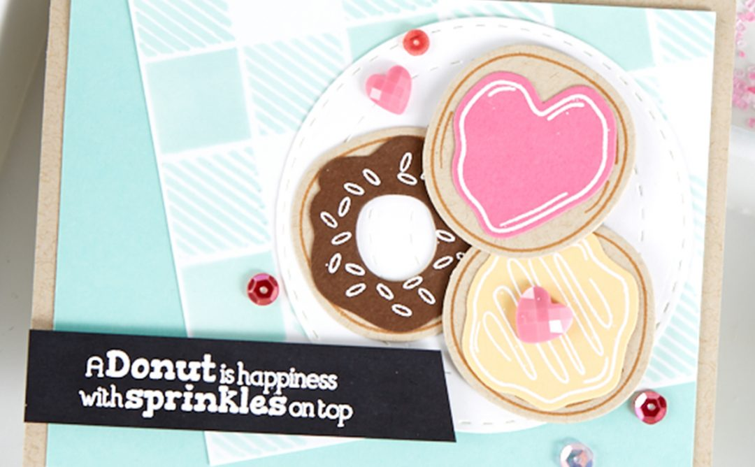 Introducing Sprinkled With Love, the June 2019 Stamp of the Month