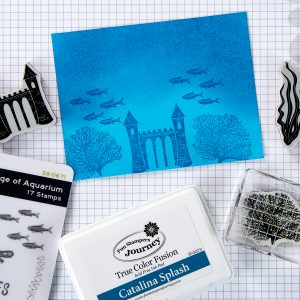 Spellbinders - FSJ July 2019 Stamp of the Month is Here - Age Of Aquarium