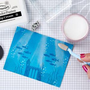 Spellbinders - FSJ July 2019 Stamp of the Month is Here - Age Of Aquarium