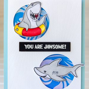 Hello Summer Inspiration | Make Waves Cards with Jean Manis for Spellbinders & FSJ